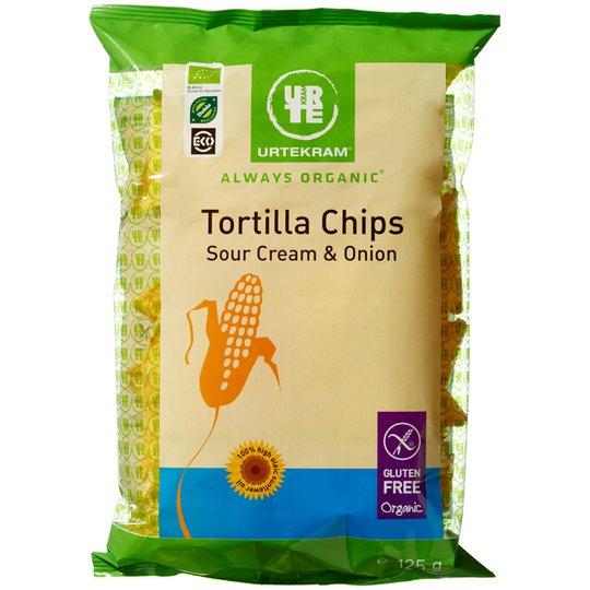 Eko Tortillachips Soucream & Onion - 33% rabatt