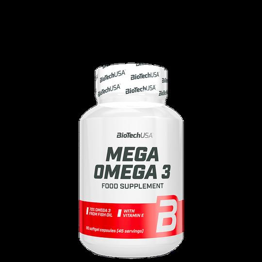 Mega Omega 3, 90 caps