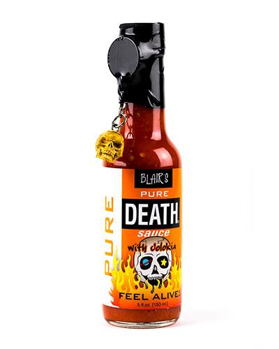 Blairs Pure Death Sauce 150ml