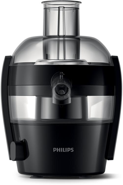 Philips Hr1832/00 Råsaftcentrifug - Svart