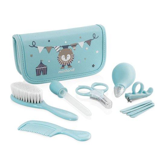 Miniland Baby Kit Sett Hygieneartikler, Azure