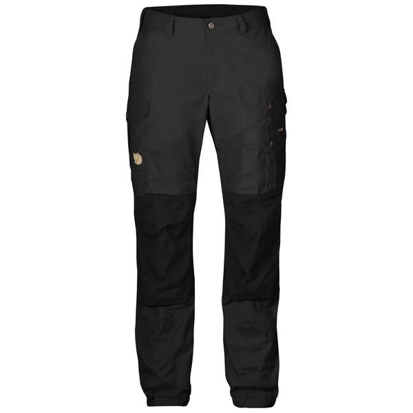 Fjällräven Vidda Pro Trousers W Reg - Dark Grey - Naiset - 42