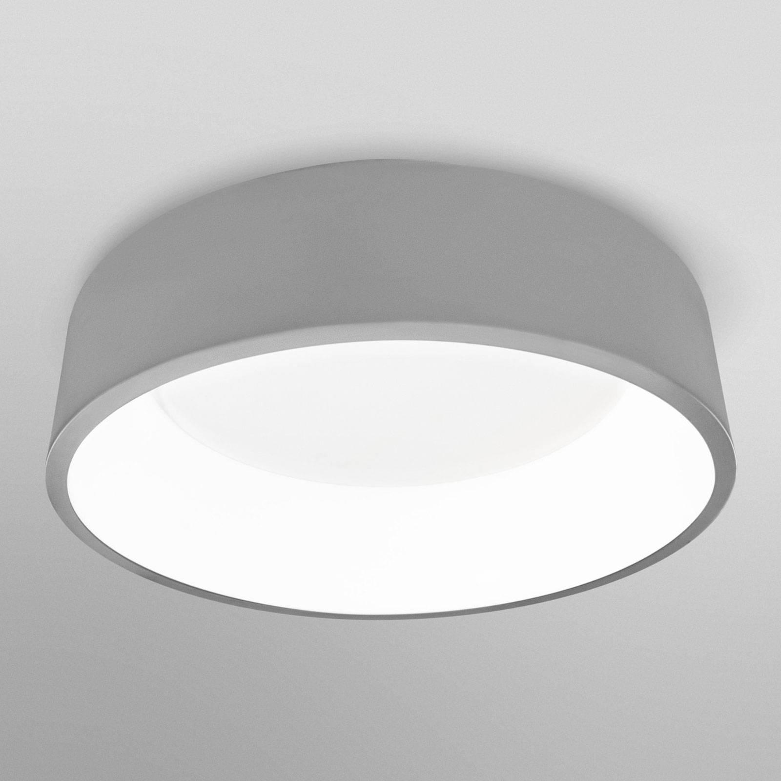 LEDVANCE SMART+ WiFi Orbis Cylinder CCT harmaa