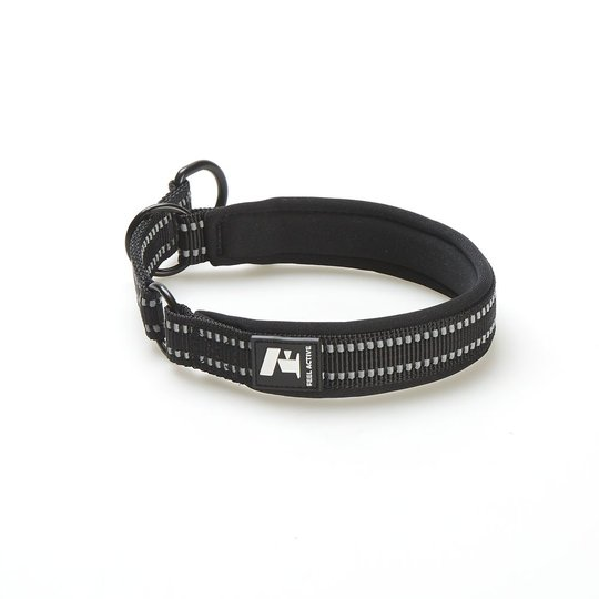 Feel Active Padded Limited Slip Halsband Svart (20-30 cm)