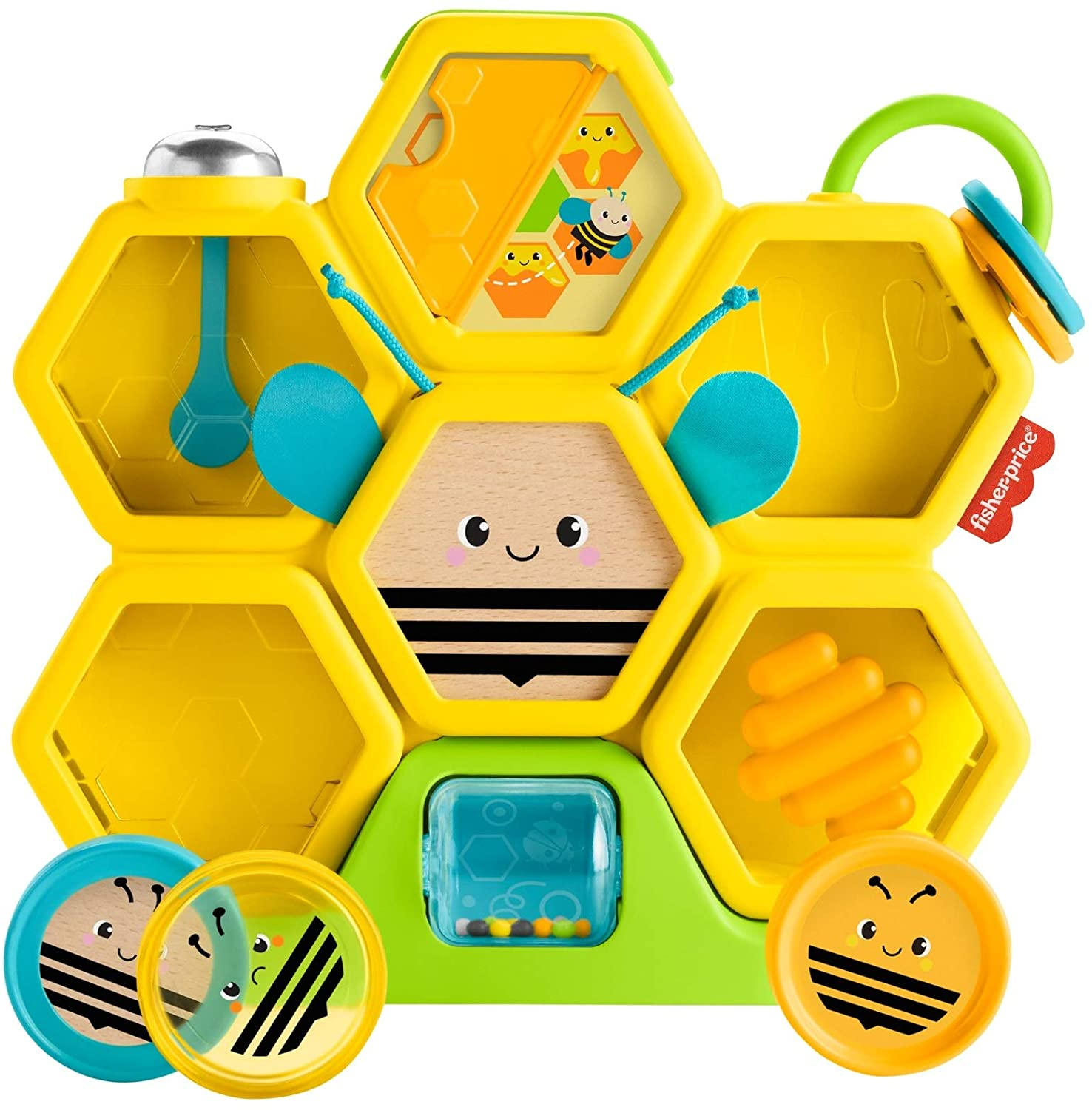 Fisher-Price - Busy Activity Hive (GJW27)