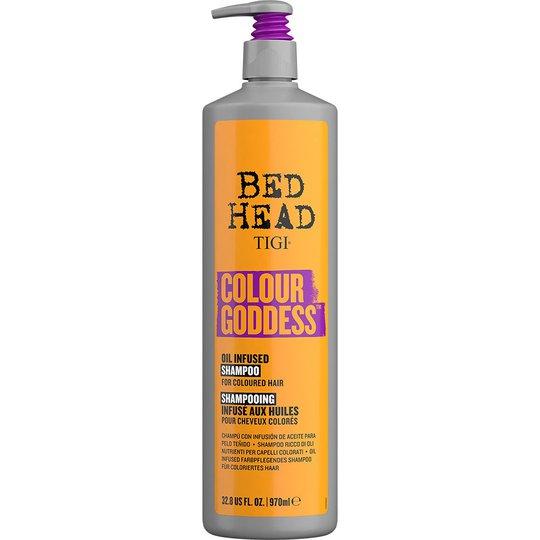 Colour Goddess Colour Shampoo, 970 ml TIGI Bed Head Shampoo