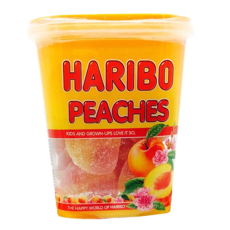 """Godis """"Peaches"""" 175g - 34% rabatt"""