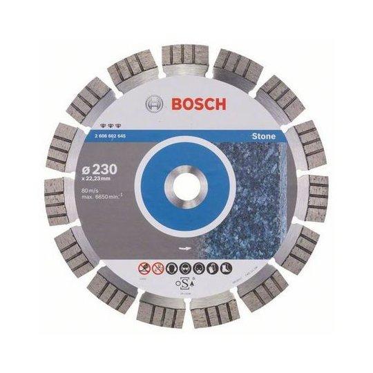 Bosch Best for Stone Timanttikatkaisulaikka 230x22,23mm
