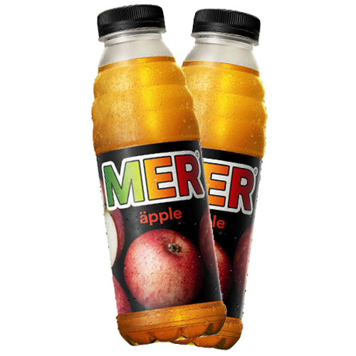2st - MER Äpple 50cl