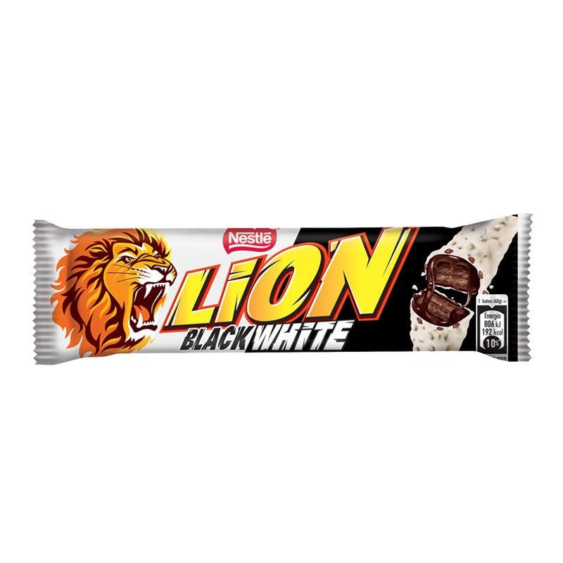 Lion Black & White - 22% rabatt