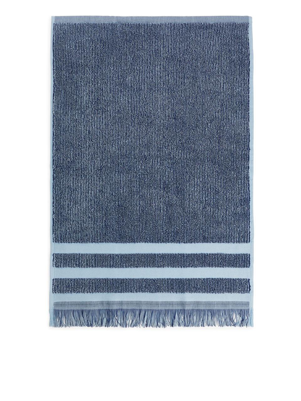 Towel 50 x 70 cm - Blue