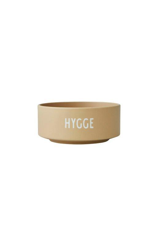 Design Letters - Snack Bowl - Beige (10204010BEIGEHYGGE)