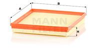 Ilmansuodatin MANN-FILTER C 26 009-2