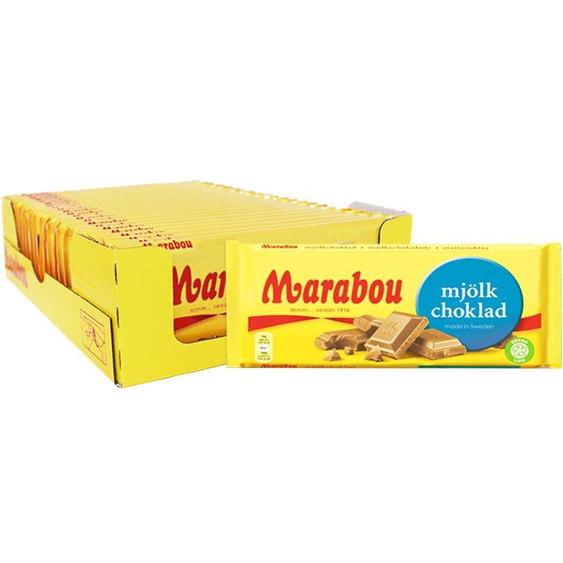 Hel Låda Mjölkchoklad - 26% rabatt