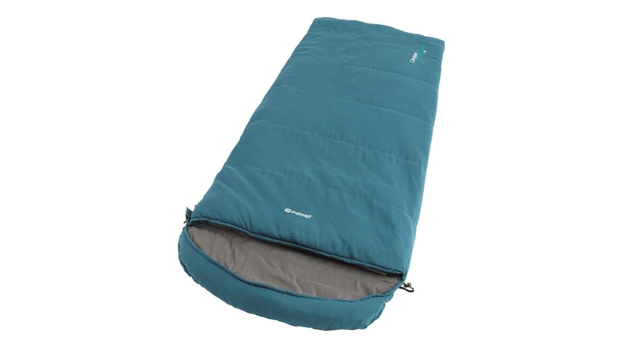 Outwell - Campion Lux Sleeping Bag 2021 - Blue (230354)
