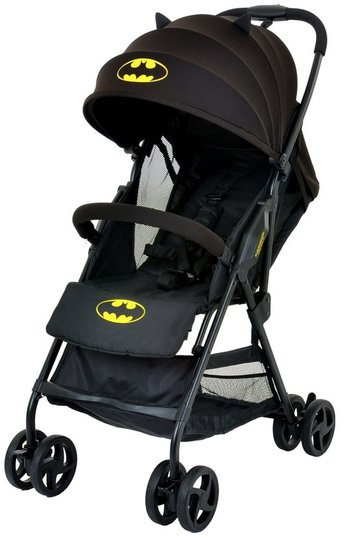 Kids Embrace Trille Batman, Black