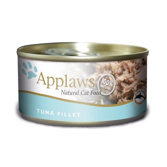 Applaws Tuna Fillet Konserv (70 g)