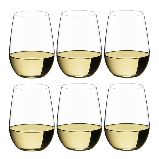 Riedel - O Wine Riesling/Sauvignon Blanc 37 cl 6-pack