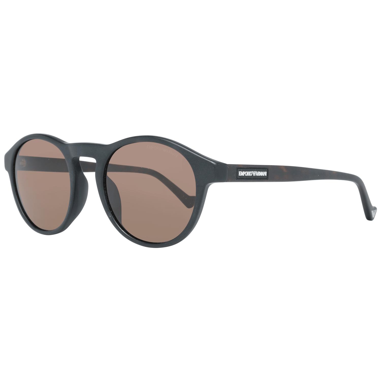 Emporio Armani Men's Sunglasses Black EA4138F 52501773