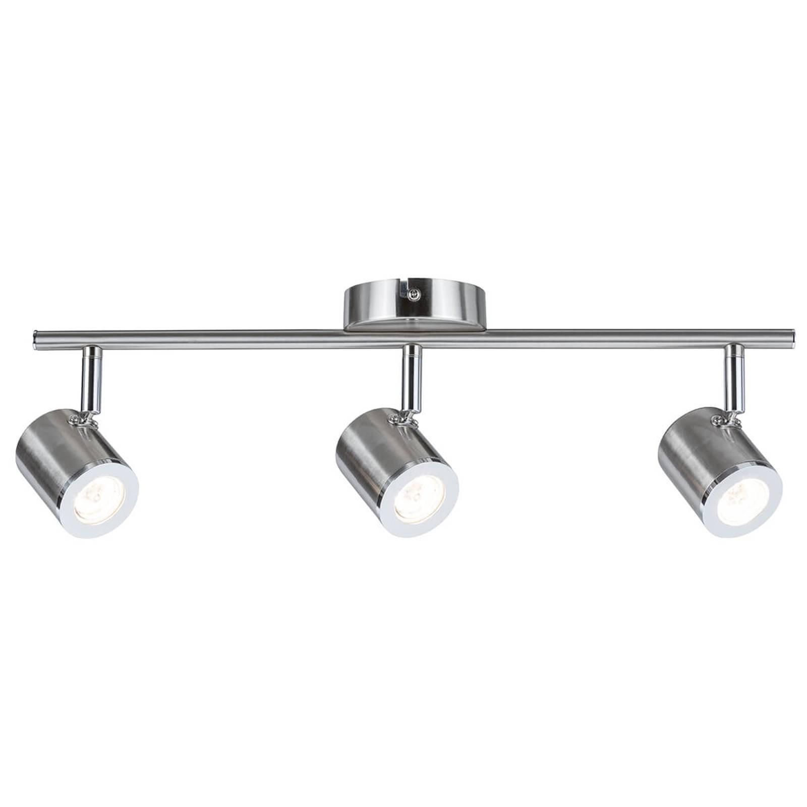 LED taklampe Tumbler med 3 lyskilder