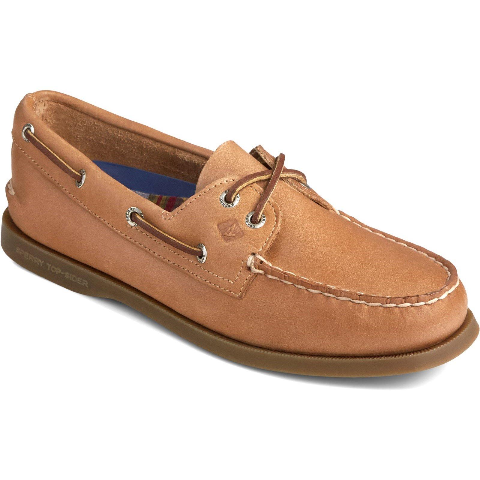 Sperry Women's Authentic Original Boat Shoe Various Colours 31535 - Nutmeg 6