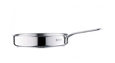 Mini Cook Stekepanne stål 0,9 L