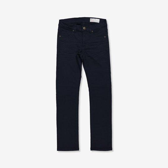 Jeans slim mørkblå