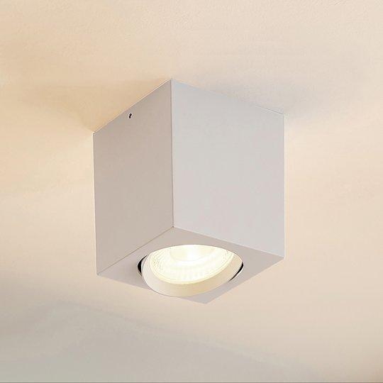Arcchio Basir LED-kohdevalo valkoinen 16 W