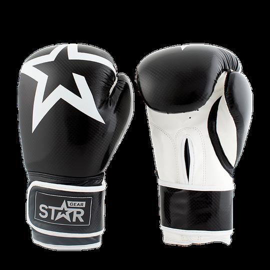 Star Gear Boxing Glove, Black