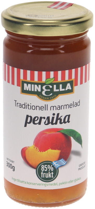 Marmelad Persika - 26% rabatt