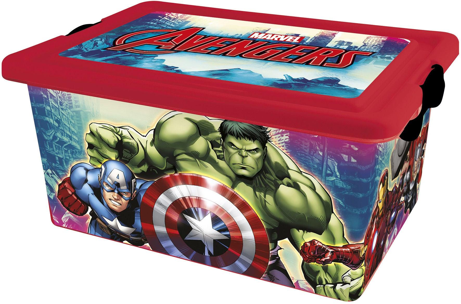 Marvel Avengers Säilytyslaatikko 13L