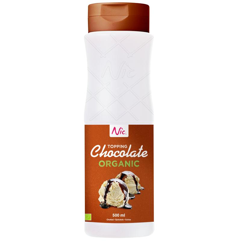 Eko Topping Choklad 500ml - 52% rabatt