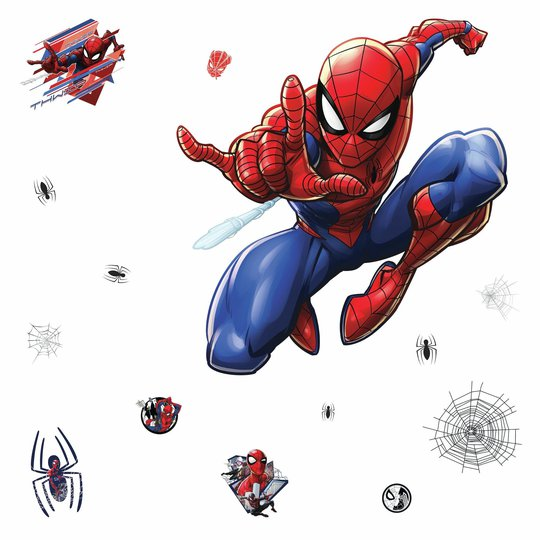 RoomMates Wallstickers Spider-Man