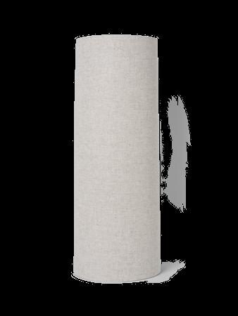Hebe Lampskärm Lång Natural 30x80 cm