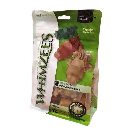 Whimzees Alligator Medium 12-pack