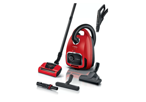 Bosch Bgl6pet1 Dammsugare - Röd