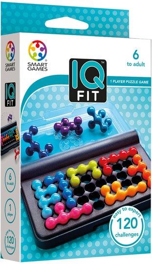 Smart Games Spill IQ Fit