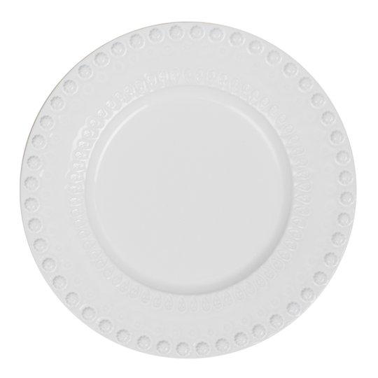PotteryJo - Daisy Tallrik 22 cm Vit