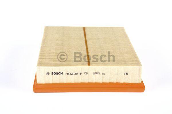Ilmansuodatin BOSCH F 026 400 519