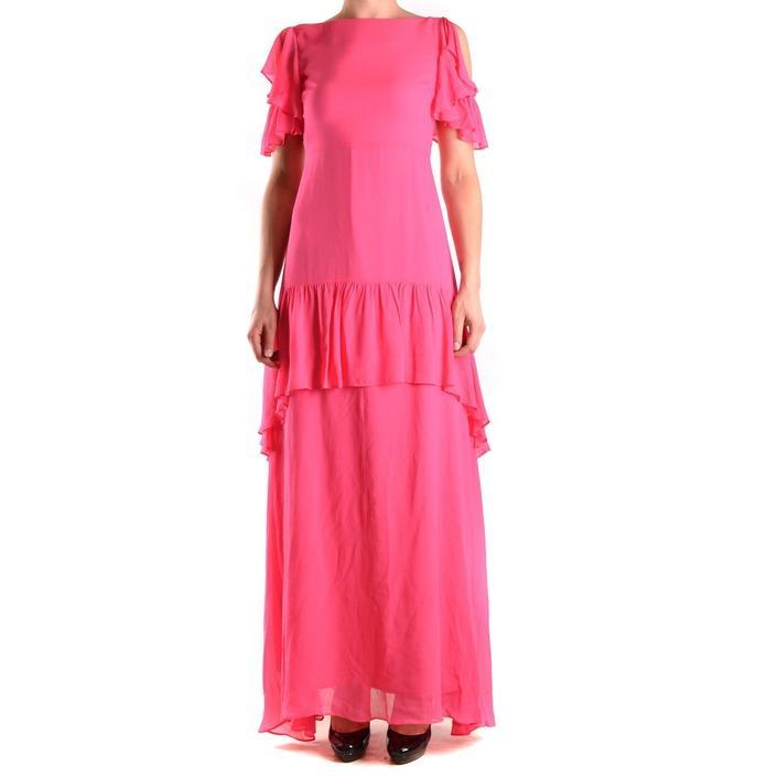 Pinko Women's Dress Fuchsia 160952 - fuchsia 40