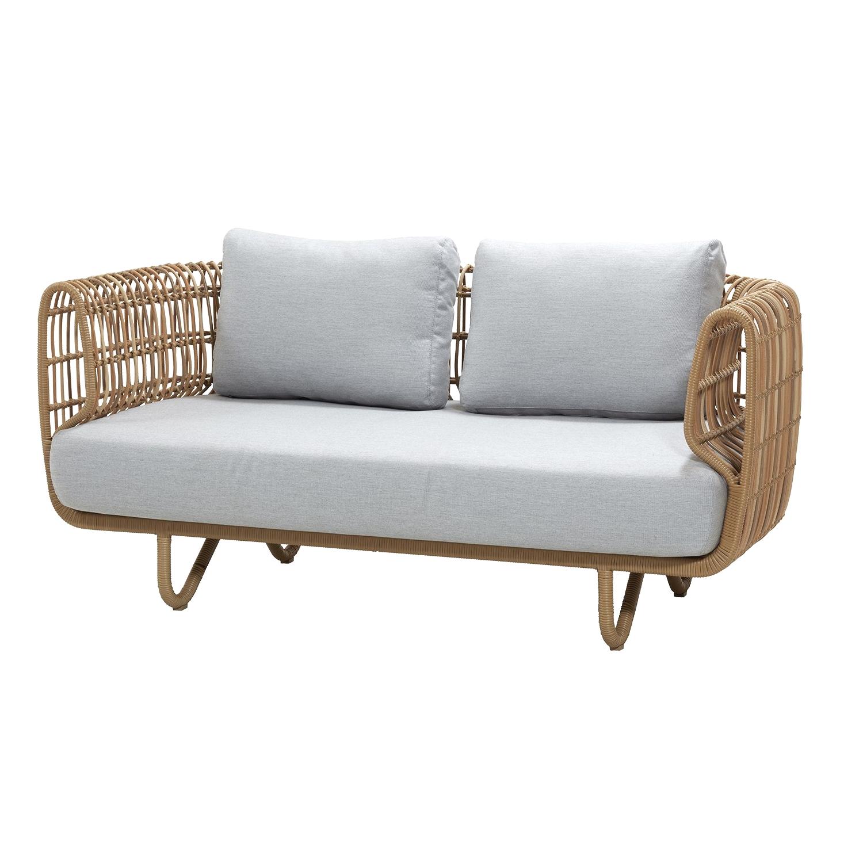 Nest OUTDOOR soffa 2-pers 156 cm Cane-line