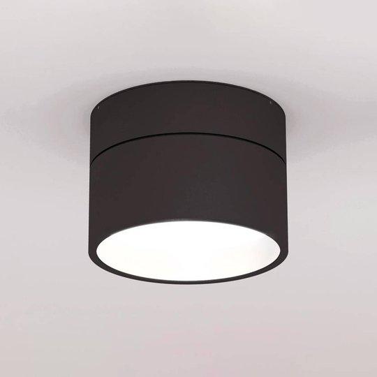 LOUM Turn on LED-taklampe 2 700 K svart/ hvit