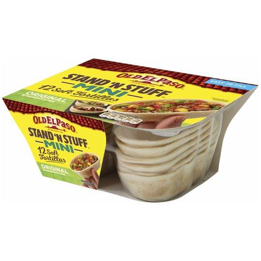 Tortillaleipä Mini stand 'n' stuff - 29% alennus