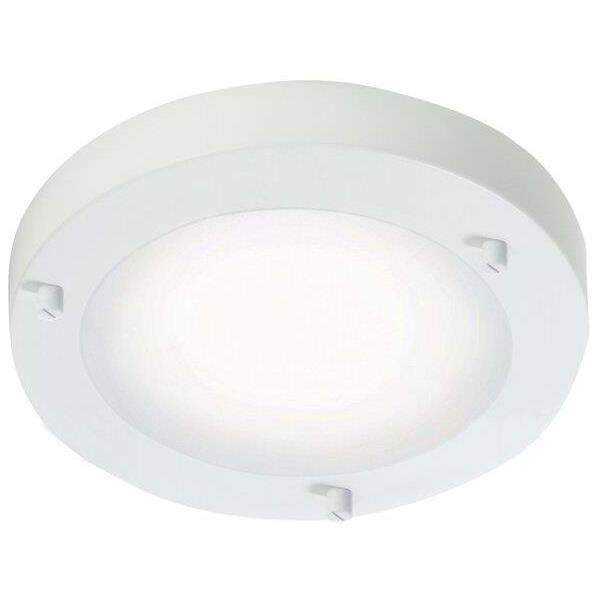 Nordlux ANCONA 25216101 Plafondi IP44, 6 W LED, 230 V valkoinen