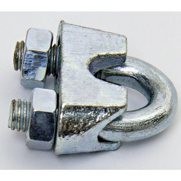 Televes 240851 Vaijerilukko 3–5 mm:n teräsvaijereille