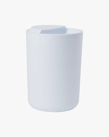 Roskakori, Valkoinen, 19.3x19.3cm