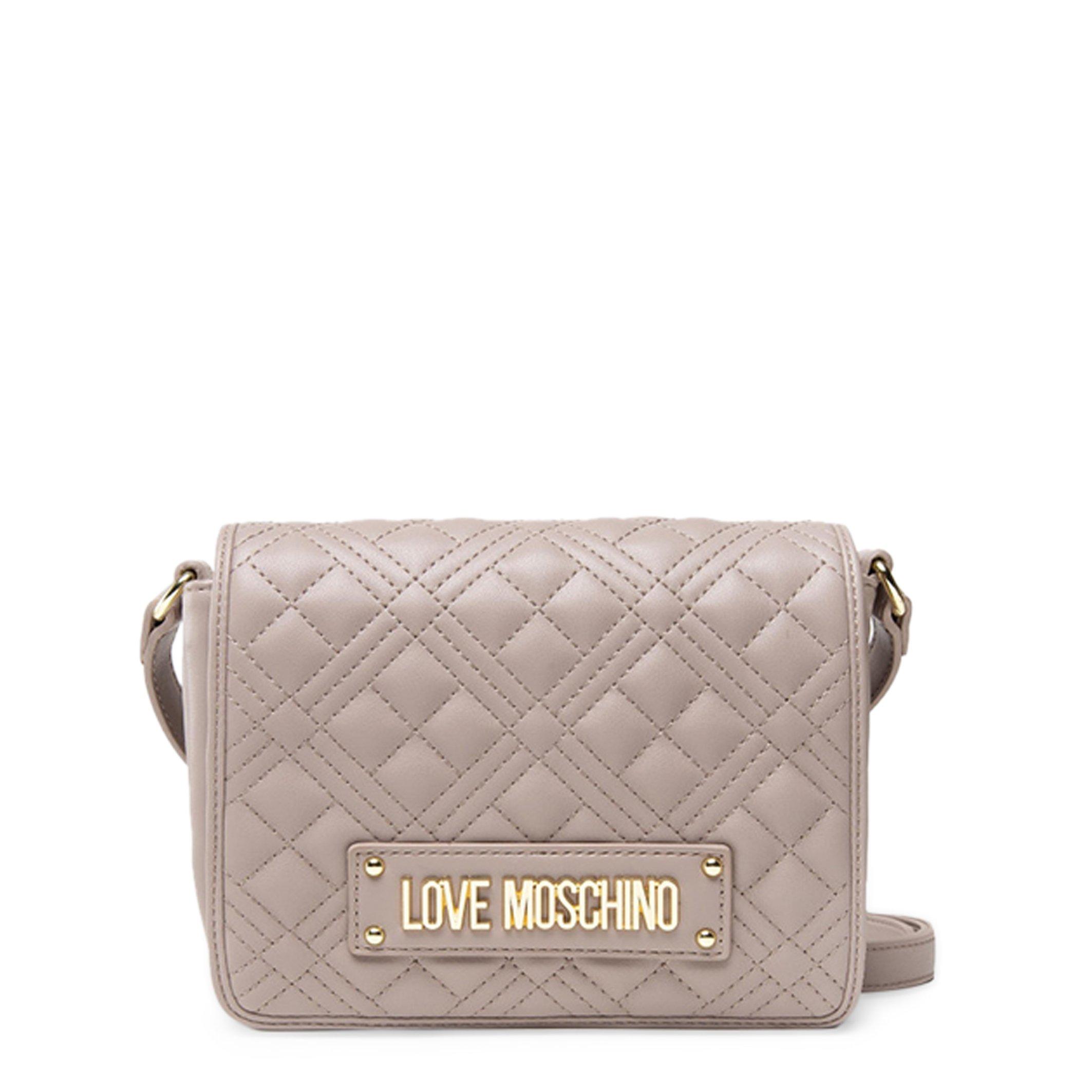 Love Moschino Women's Crossbody Bag Various Colours JC4002PP1DLA0 - grey NOSIZE
