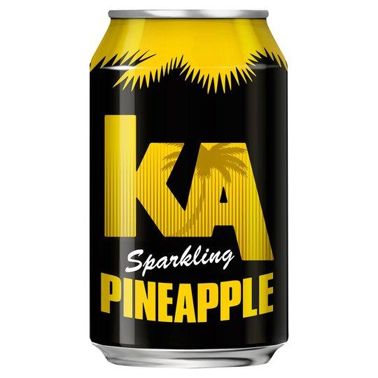 KA Pineapple Soda 33cl