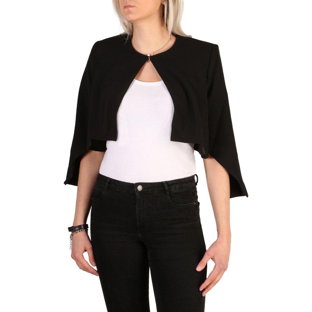 Guess Women's Blazer Black 72G306 - black 40 US