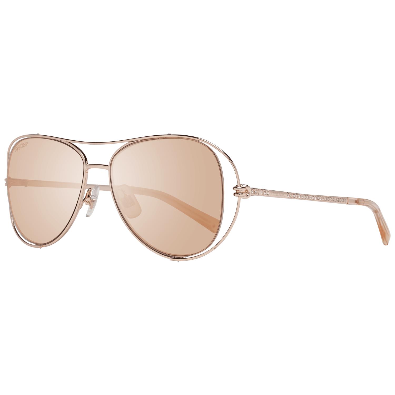 Swarovski Women's Sunglasses Rose Gold SK0231 5528G